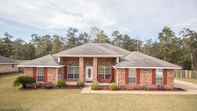 Biloxi Single Family Home For Sale: 15185 E Shadow Creek Dr