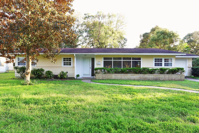 Gulfport Single Family Home For Sale: 1221 25th St