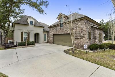 Pass Christian Single Family Home For Sale: 7311 Dogwood Pl