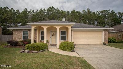 Biloxi Single Family Home For Sale: 1928 Tyler St
