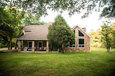 Pass Christian Single Family Home For Sale: 23931 Black Gum Cir