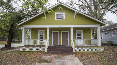 Gulfport Single Family Home For Sale: 1620 32nd Ave