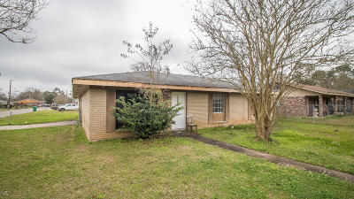 Gulfport Single Family Home For Sale: 3801 Monterey Dr