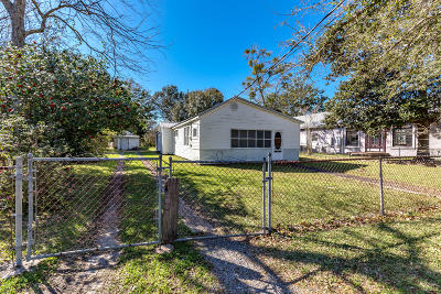 Ocean Springs Single Family Home For Sale: 713 Cox Ave