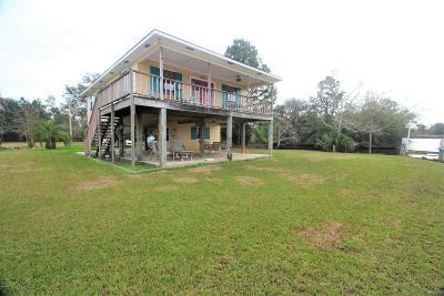Bay St. Louis Single Family Home For Sale: 2127 Bonney Dr