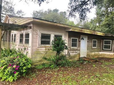 Gulfport Single Family Home For Sale: 211 28th St