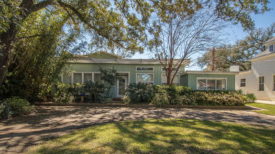 Gulfport Single Family Home For Sale: 1319 2nd St