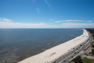 Biloxi Condo/Townhouse For Sale: 2668 Beach Blvd #2203
