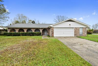 Ocean Springs Single Family Home For Sale: 3403 Princess Anne Dr