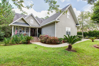 Gulfport Single Family Home For Sale: 19165 Championcir