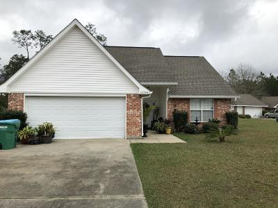 Gulfport Single Family Home For Sale: 12354 White Oak Dr