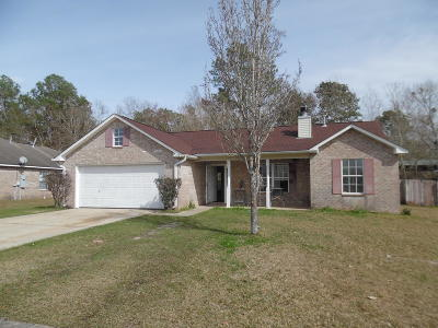 Gulfport Single Family Home For Sale: 13188 Trailwood Dr