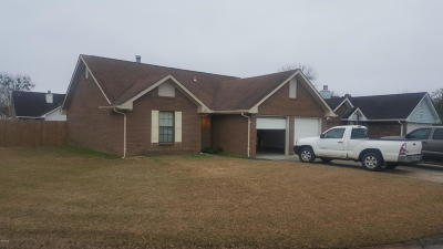Biloxi Single Family Home For Sale: 862 Laurelwood Dr