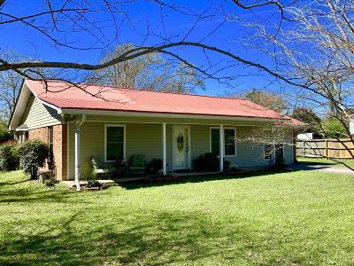 Waveland Single Family Home For Sale: 523 Garden Ln