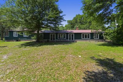 Ocean Springs Single Family Home For Sale: 312 Shearwater Dr
