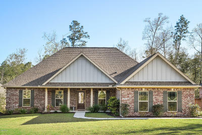 Pass Christian Single Family Home For Sale: 24921 Knollwood Dr