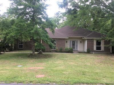 Diamondhead Single Family Home For Sale: 8331 Kahala Dr