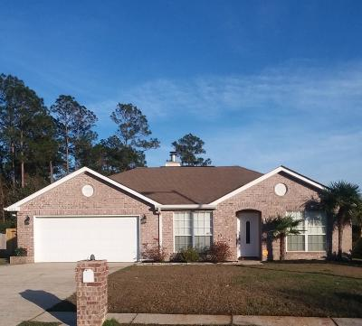 Gulfport Single Family Home For Sale: 11872 Summerhaven Cir