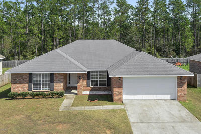 Biloxi Single Family Home For Sale: 14084 Maddie Dr