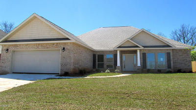 Biloxi Single Family Home For Sale: 8473 Rock Glen Rd