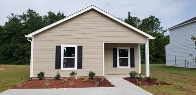 Gulfport Single Family Home For Sale: Lot 6 Tracewood Dr
