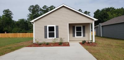 Gulfport Single Family Home For Sale: Lot 2-A Tracewood Dr