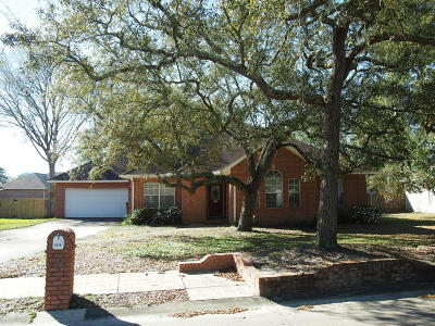 Biloxi Single Family Home For Sale: 2549 River Pl Blvd