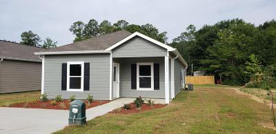 Gulfport Single Family Home For Sale: Lot 2-B Tracewood Dr