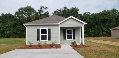 Gulfport Single Family Home For Sale: Lot 5-A Tracewood Dr