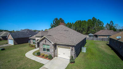 Ocean Springs Single Family Home For Sale: 11604 Alexis Ln