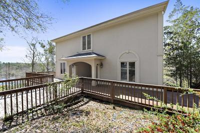 Diamondhead Single Family Home For Sale: 11448 Haleiwa Pl