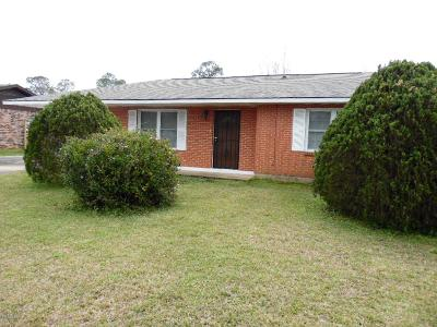 Pass Christian MS Single Family Home For Sale: $85,000