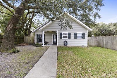 Gulfport Single Family Home For Sale: 379 Tegarden Rd