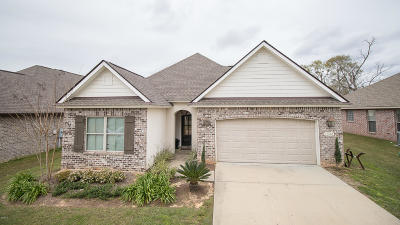 Gulfport Single Family Home For Sale: 13741 Shelby Ct
