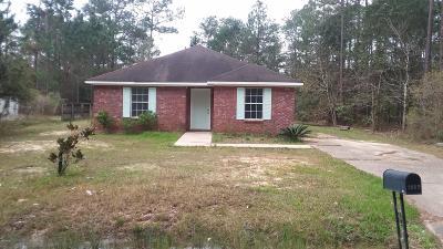 Ocean Springs Single Family Home For Sale: 1009 S Oak St