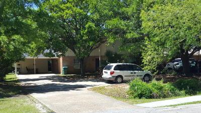 Gulfport Multi Family Home For Sale: 4005 Washington Ave