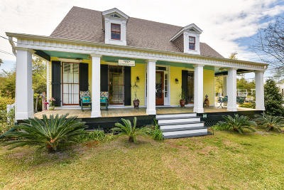 Waveland Single Family Home For Sale: 301 Piney Ridge Rd