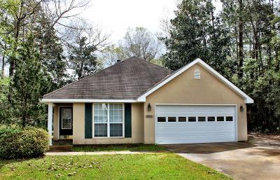 Diamondhead Single Family Home For Sale: 9525 Laa La Way
