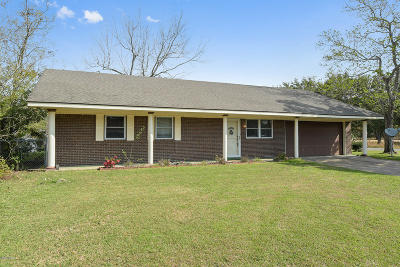 Biloxi MS Single Family Home For Sale: $120,000