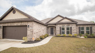 Gulfport Single Family Home For Sale: 15908 Walker Farm Ln