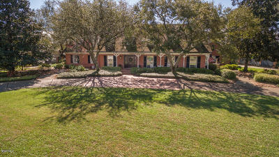 Gulfport Single Family Home For Sale: 18 53rd Cir