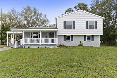 Gulfport Single Family Home For Sale: 2111 Rose Ct