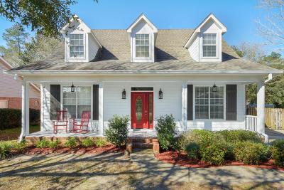 Diamondhead Single Family Home For Sale: 8428 Ieke Dr
