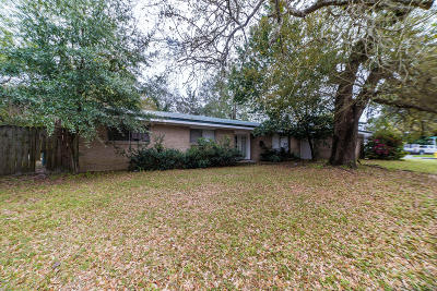 Biloxi Single Family Home For Sale: 320 Forrest Ave