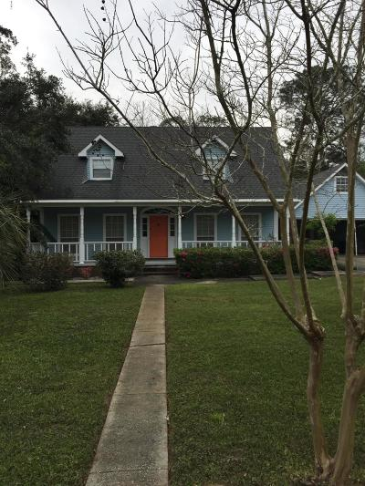 Gulfport Single Family Home For Sale: 833 Brown St