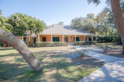Biloxi Single Family Home For Sale: 2032 Bent Oaks Blvd