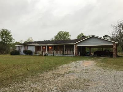 Gulfport Single Family Home For Sale: 10485 Coleman Rd