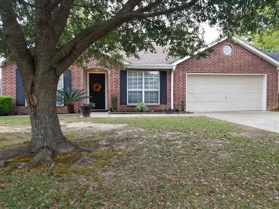 Gulfport Single Family Home For Sale: 10549 Steeplechase Dr
