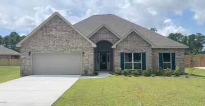 Biloxi Single Family Home For Sale: 9135 Rock Creek Dr
