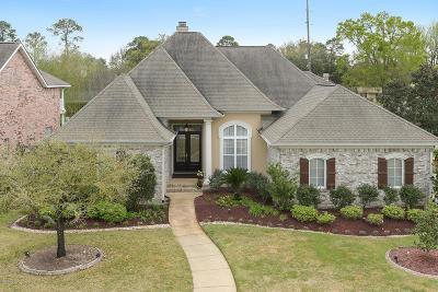 Biloxi Single Family Home For Sale: 2447 Castille Pl